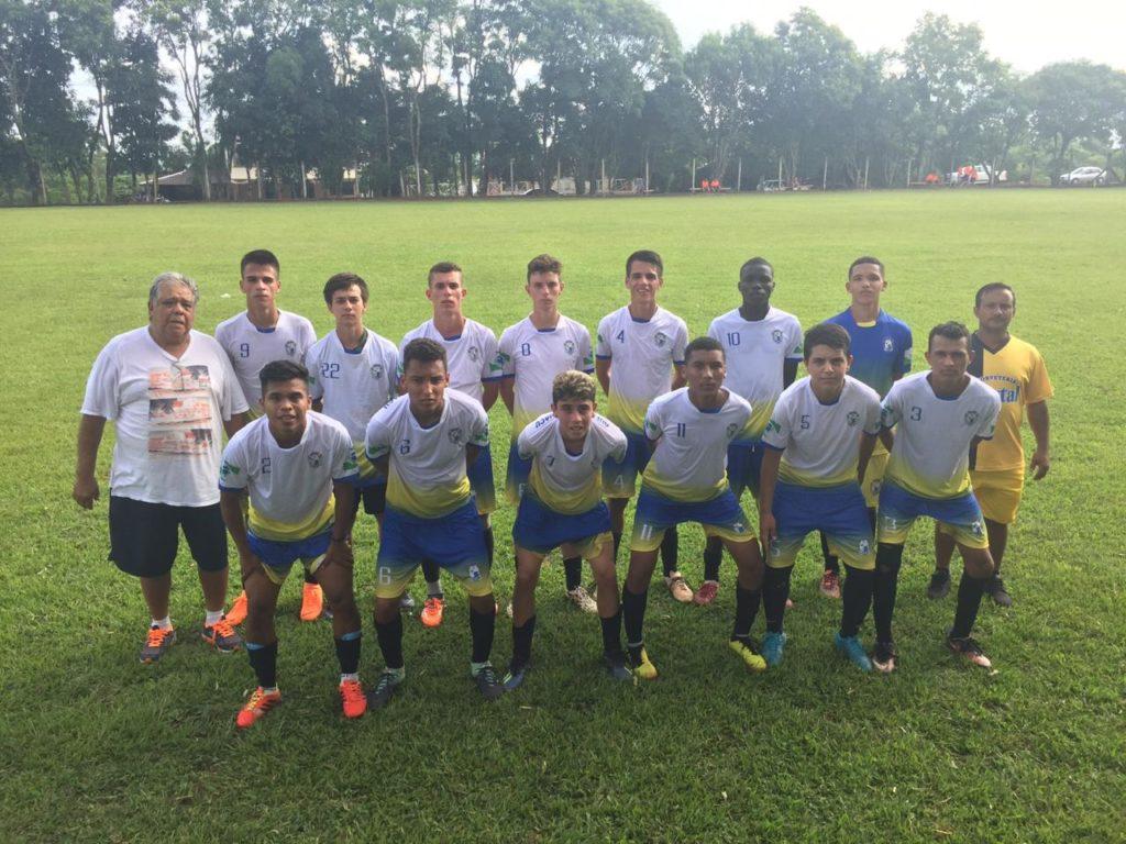... está realizando a terceira edição da Copa Frederiquense de Futebol de  Campo 1ea6ece2de7d4